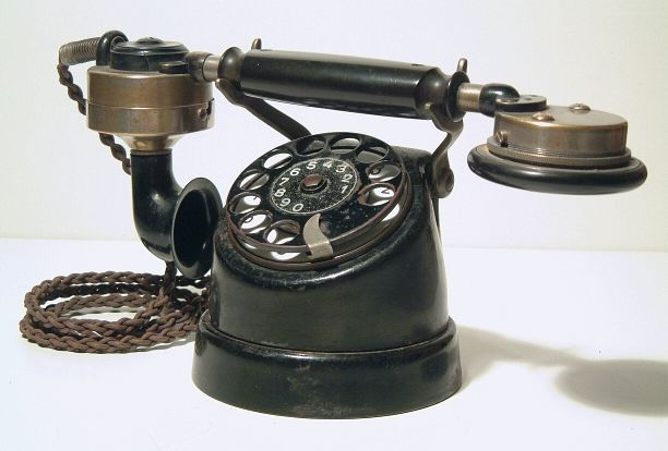 suche schaltplan für merk kuhfuss-telefon / Telefon Forum für ...